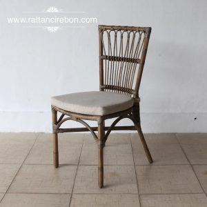 Rattan chairs from Indonesia