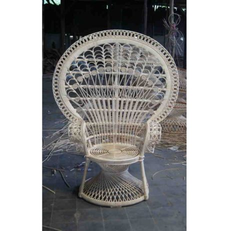 Peacock Chair Boho