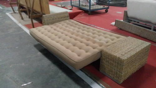 Rattan Sofa Bed Suppliers Best Manufacturer And Exporter
