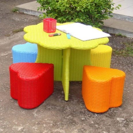 Children's Outdoor Table And Chairs