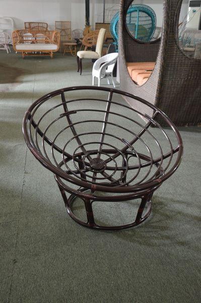 Papasan Chair Dimensions