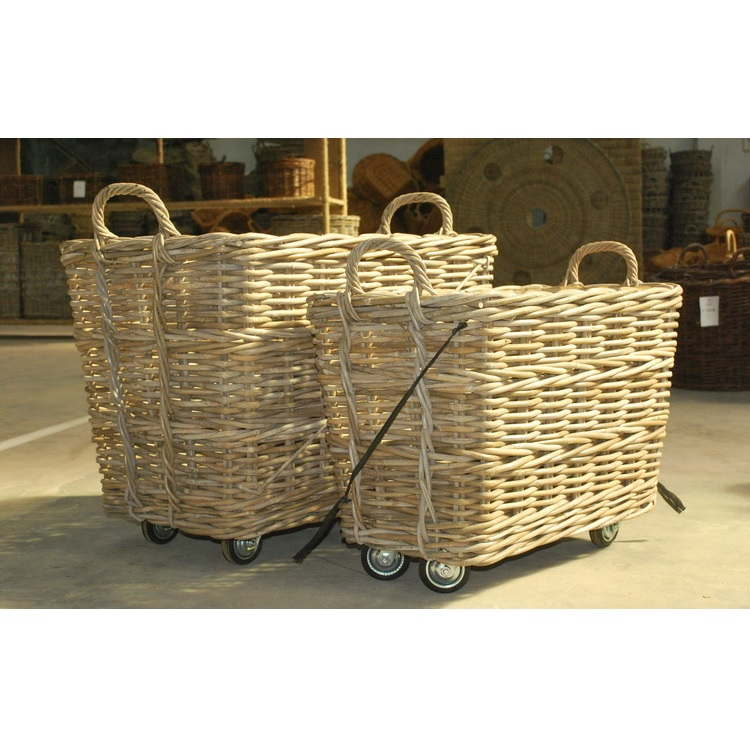 Laundry Baskets On Wheels Wholesale Best Supplier From