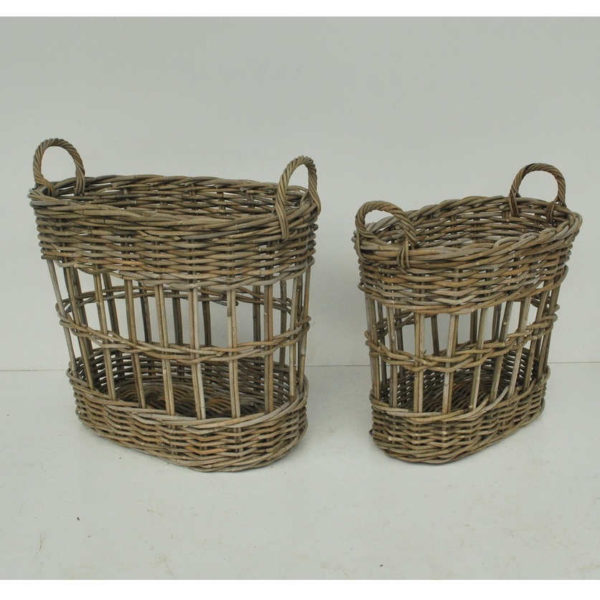 Rattan basket supplier