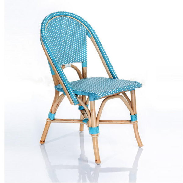 Bistro Chair Blue