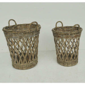 wicker basket manufacturer