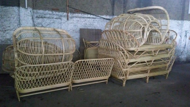 Rattan daybed manufacturer