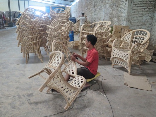 Furniture exporters