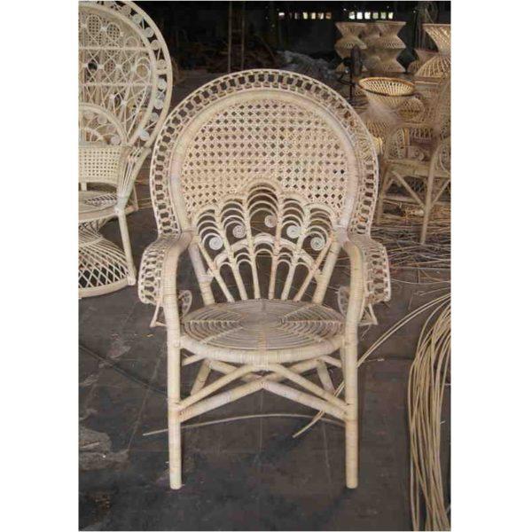 wicker peacock chair wholesalers