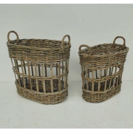 Pretty laundry baskets