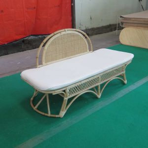 Rattan Sleeper Sofa